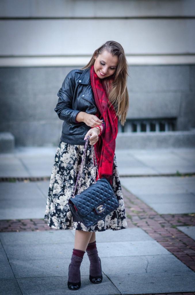 fall fashion trend: socks3