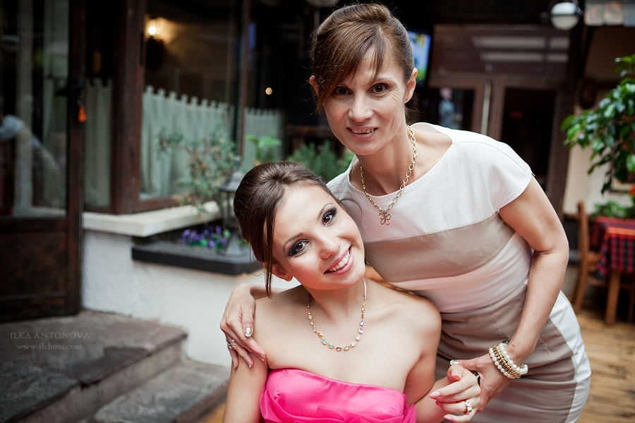 Me and my mom - best friend