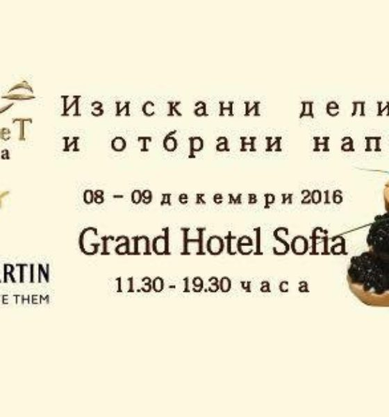 Кулинарно изживяване с Remy Martin Gourmet Salon 2016