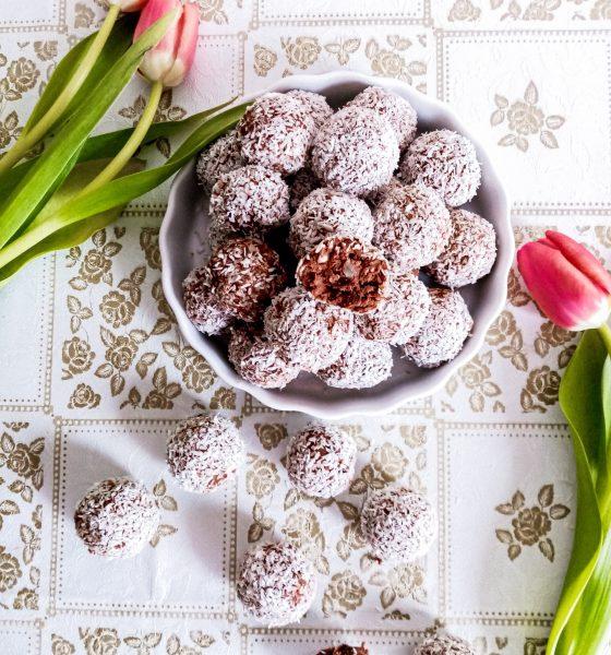 Бонбони с тиква и орехи